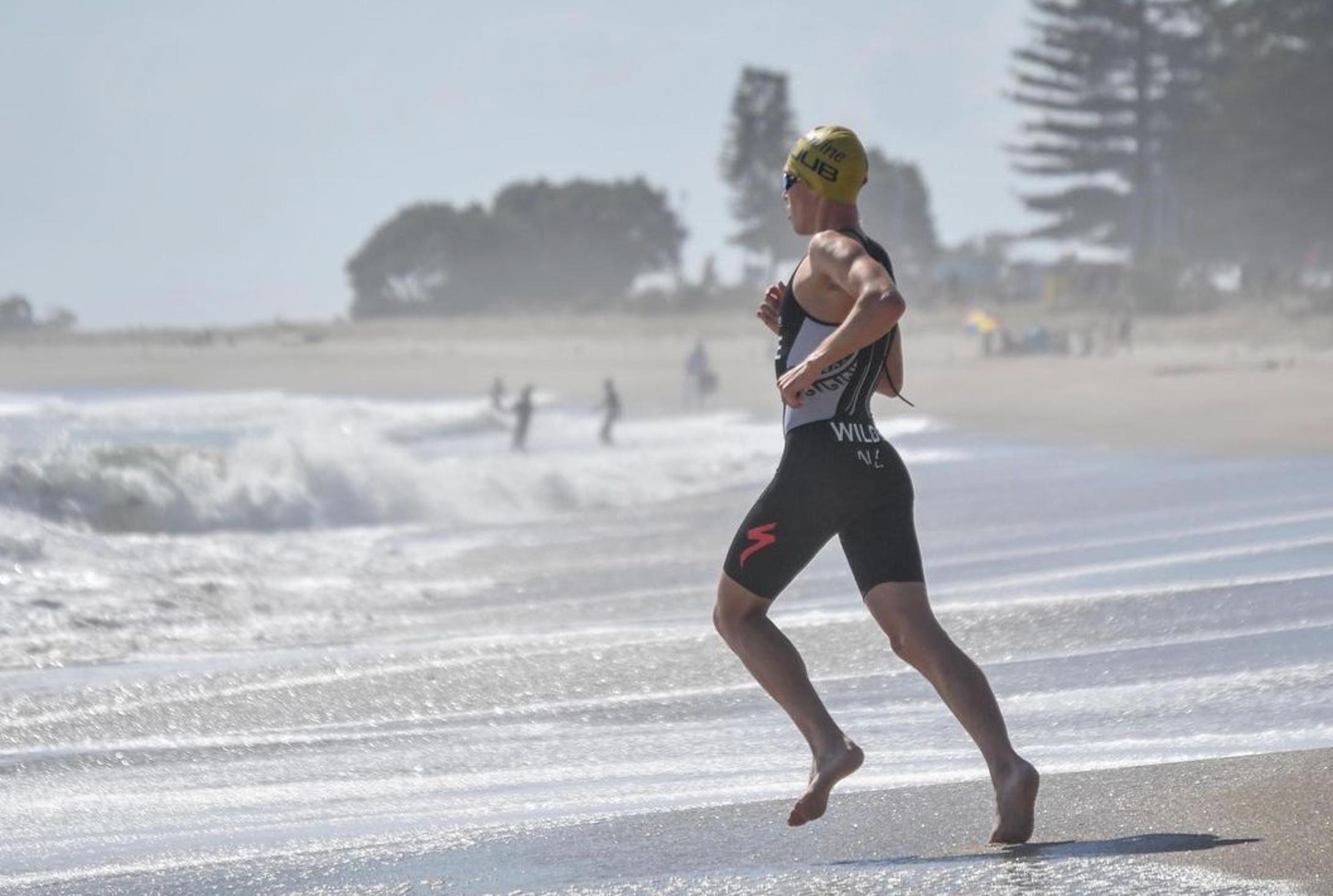 Belgisch getinte winst in laatste triatlon van het jaar in Nieuw-Zeeland